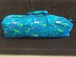 Casing Soft Multicolor Travel Bags, Size/Dimension: Large