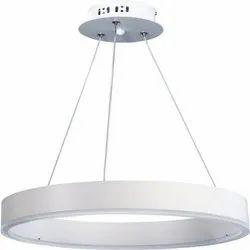 Luker Round Hanging Light