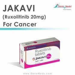 Jakavi Ruxolitinib 20 mg