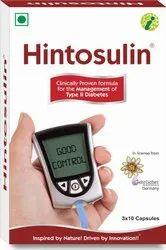 Anti Diabetic Capsule, Packaging Size: 3x10 Capsules