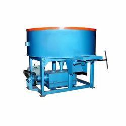 Concrete Automatic Pan Mixer