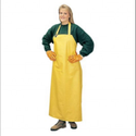 PVC Yellow Safety Apron Size 24''''36