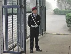 30 To 45 Residential Security Guard Service, No Of Persons Required: 2 Guards
