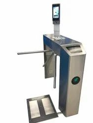 Facial Touch Less Tripod Turnstile with ESD