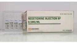 Neostigmine Injection Bp 0.5mg / Ml