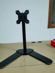 Play Av Table Top Single Monitor TV Stand, For Home, Size: 27 Inch