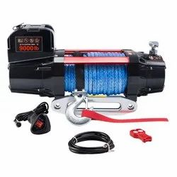 Battery Operated Dc Winch Jeep Winch