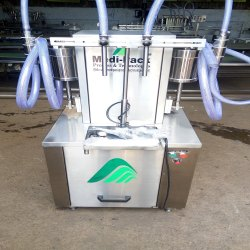 Manual Juice Filling Machine