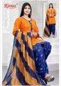 Ladies Cotton Punjabi Suits