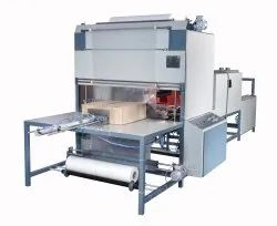 Corrugated Box Shrink Packaging Machine