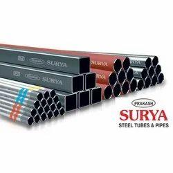 Mild Steel Prakash Surya Pipes