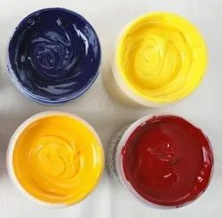 Gravure Deep Freeze Poly Inks For Backery Products