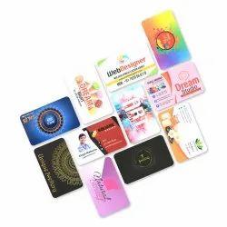 Plastic Premium Business Cards