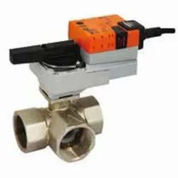 Belimo R3032-10-S2+Lr24a-Sr Modulating Rotary Actuator For Ball Valves