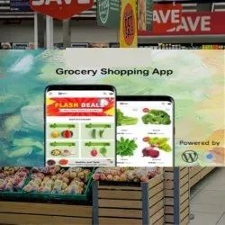 Grocery Shopping Application Service