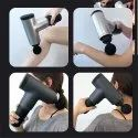 Fascial Massage Gun Deep Tissue Percussion Muscle Massager- Fascial Gun Massager