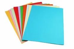 Straw Pulp Colour Kraft Paper, Packaging Type: Roll, 75 Gsm
