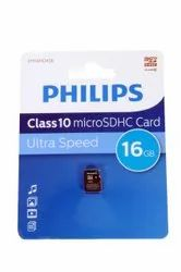 Philips Memory Cards, For Mobile Phone, 10