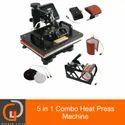 5 in 1 Heat Press Sublimation Machine