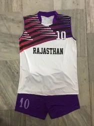 Sublimation Volleyball Dress