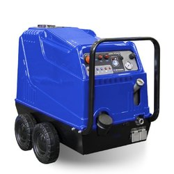 idromatic Diesel  Double Gun Steam Car Washer Astra Evo