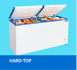 Blue star Hard Top Deep Freezer, Number of Doors: 2, Capacity: 100 L