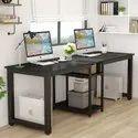 Dual Workstation Desk.