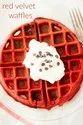 Ikone Foods Red Velvet Flavor Belgian Waffle Premix