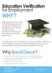 Education Verification Service