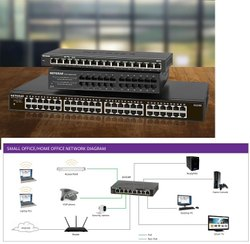 Netgear GS305P Gigabit Ethernet Unmanaged Switch
