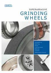 Super Abrasives Grinding Wheels & Dresser