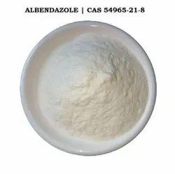 Powder Albendazole IP /USP Pharma API, Siflon, Packaging Size: 25kg