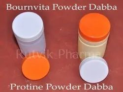 Bournvita and Protein Powder HDPE Container (100 ml)