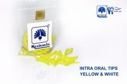 Intra Oral Tips (yellow & White)