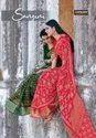 Sangam Sangini Casual Wear Printed Cotton Catalog Sarees