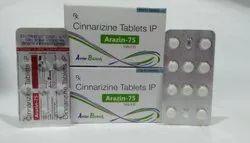 Cinnarizine 75Mg Tablet