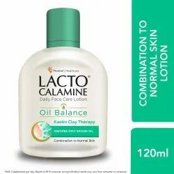 Lacto Calamine Face Lotion For Oil Balance 120ml(Free Worldwide Shipping)