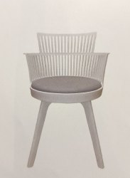 Moulded Cafeteria Chair - Texla