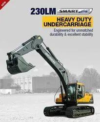 Hyundai Hydraulic R230L M Excavator