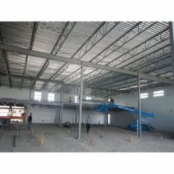 Prefabricated Conventional Steel Structure