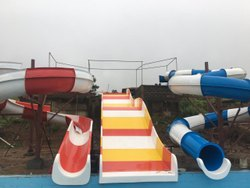 Combination Slide Water Park
