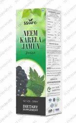 Neem Jamun Karela Juice