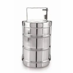 Premium Lunch Box Steel Container For School,College,Office . 5 Containers Lunch Box  (1500 Ml)