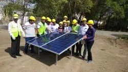 45 days Solar PV Training, For Industrial