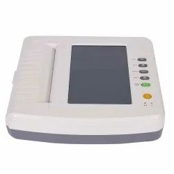 Portable Computerised ECG Machine, Digital, Number Of Channels: 3 Channels