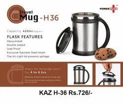 Travel Mug Flask Features
