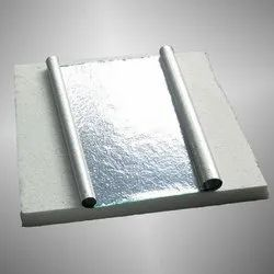 Metallized Woven Fabric Material