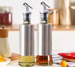 Cruet Oil Dispenser Bottle (500 Ml) (Single Pc)