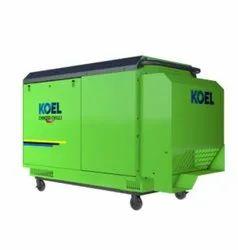 5 KVA KOEL by Kirloskar Air Cooled Generator Set