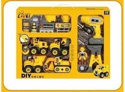 Kids Diy Construction Set Game